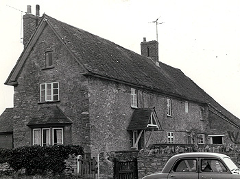 West Manor Farmhouse 1962 [Z53/82/8]